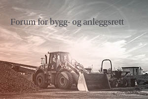 Forum for bygg og anleggsrett_traktor