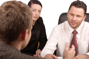 Intervju-anbudsprosess